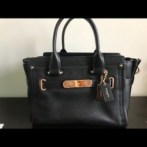 Coach swagger 27, Black